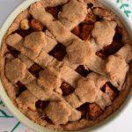Oma's appeltaart, maar dan vegan