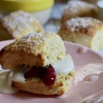 Easy vegan scones