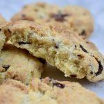 Super makkelijke vegan chocolate chip koeken