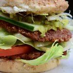 Vegan Big Mac